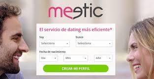 En muy fácil Meetic registrarse